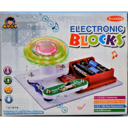 Электронный конструктор - Electronic Blocks